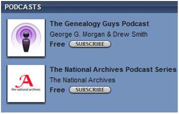 genealogy-podcasts