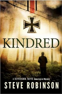 Kindred genealogical mystery book cover