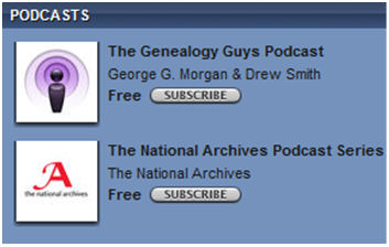 genealogy-podcasts